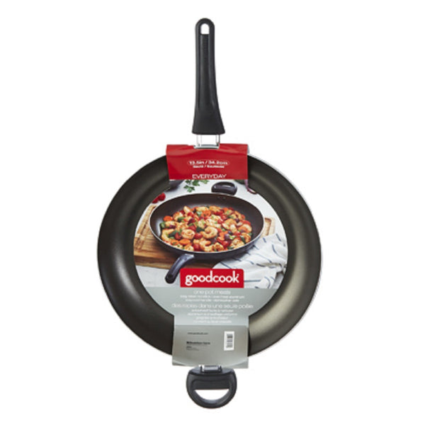 Bradshaw 95464 Good Cook Fry Pan, 13.5 Inch