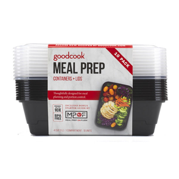 Bradshaw 10783 Goodcook Breakfast Meal Pan, Black