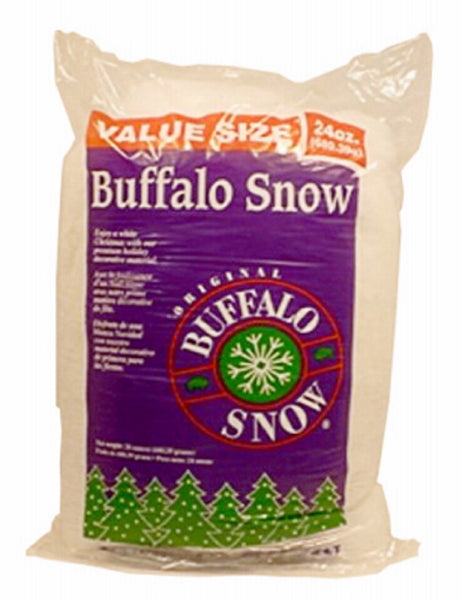 Buffalo Batt CB2992 Value Size Buffalo Snow, 24 OZ
