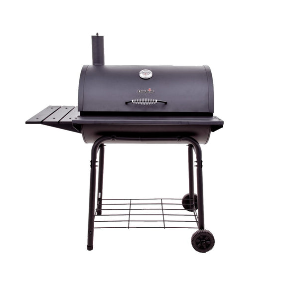 Char-Broil 12301714 Charcoal Grill, Black, 48""