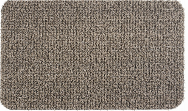 Grassworx 10372028 Door Mat Plus Flair, 18 Inch x 24 Inch