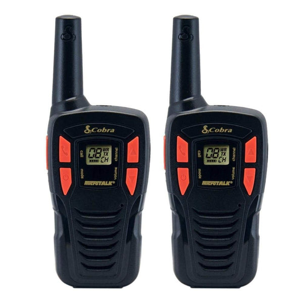 Cobra ACXT145 Compact Walkie Talkies, 16 Mile
