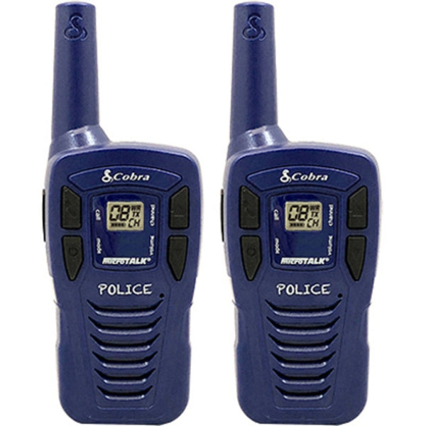 Cobra HE146 Hero 2 Way Radios, Blue