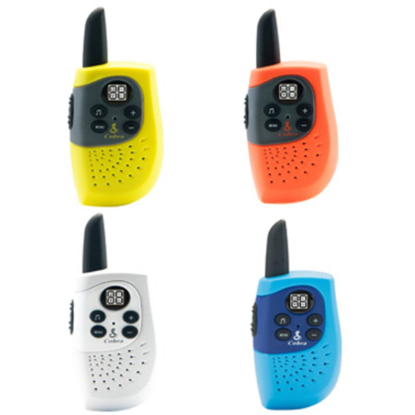 Cobra SH130-4 Family Set 8 Mile Walkie Talkies