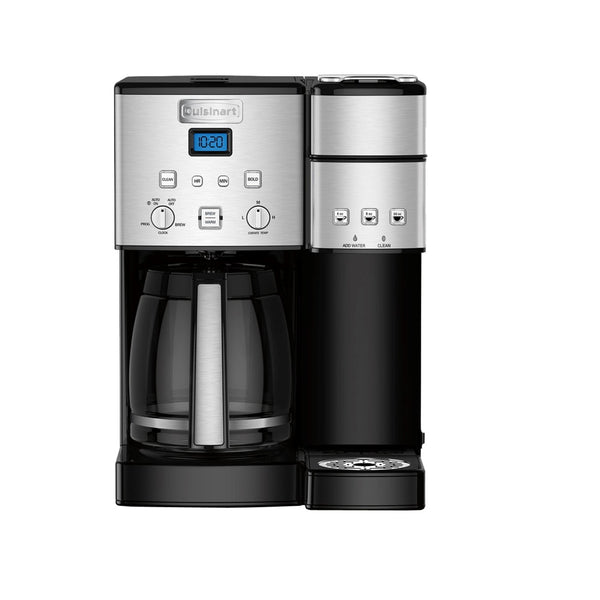 Cuisinart SS-15P1 Coffee Center Coffee Maker, Black/Silver