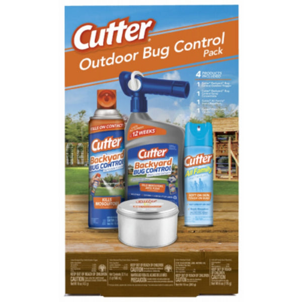 Cutter HG-96713 Backyard Bug Control Kit
