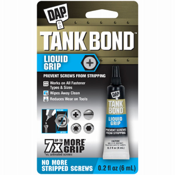 Dap 00177 Tank Bond Liquid Grip, 6 ML