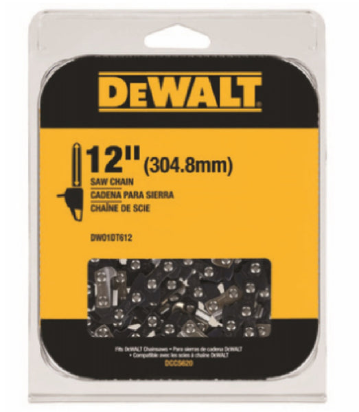 DeWalt DWO1DT612 Replacement Saw Chain, 12 Inch