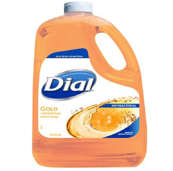 Dial 10021 Anti-Bacterial Liquid Hand Soap With Moisturizer, 1 Gallon