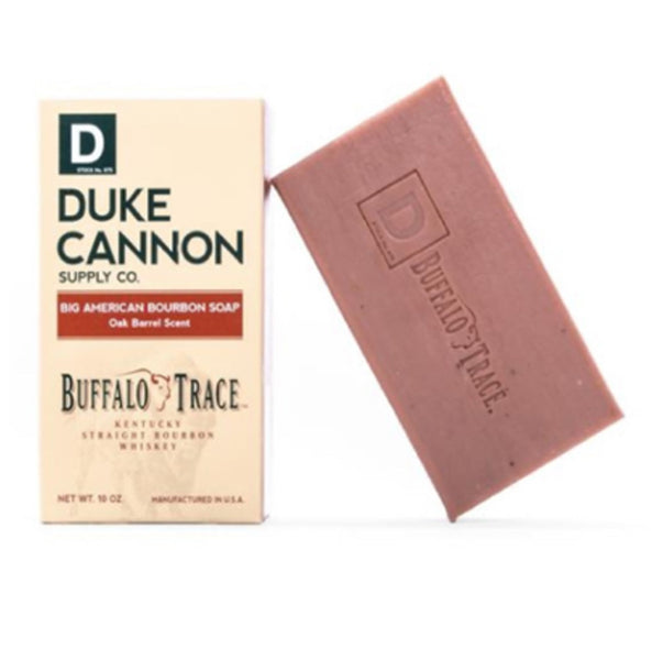 Duke Cannon 02BOURBON1 Big American Bourbon Soap, 10 Oz