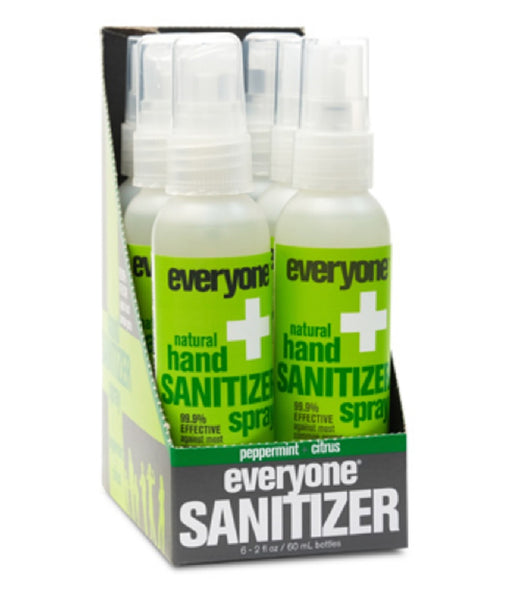 EO Products 220505 Hand Sanitizer Spray, 2 Ounce