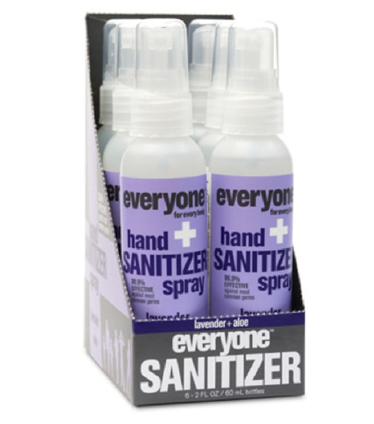 EO Products 223131 Hand Sanitizer Spray, 2 Ounce