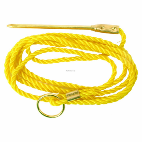Eagle Claw 0848-2597 Polyethylene Twisted Stringer, 7'