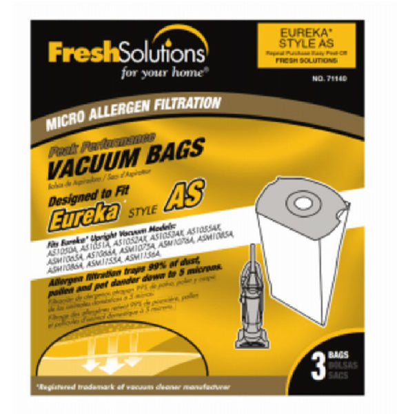 Eureka 71140 As Vacuum Bag, 3 Pack