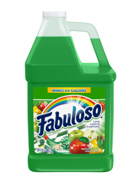 Fabuloso 153060 Passion Fruit All Purpose Cleaner, 128 Oz
