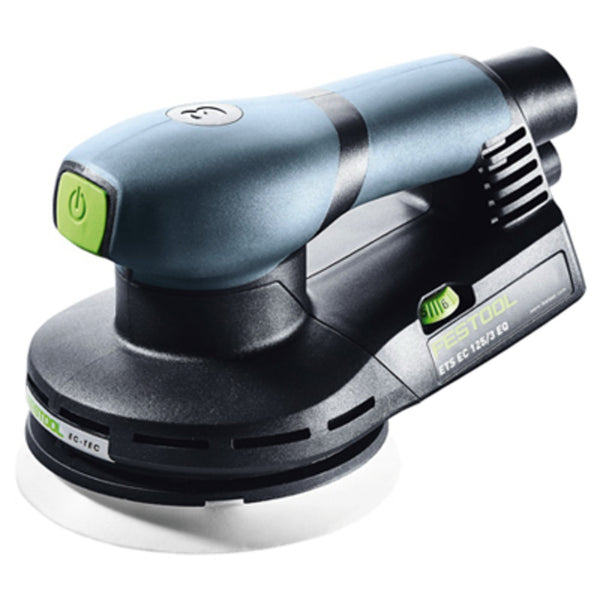 Festool 571897 ETS EC125/3 EQ Random Orbit Sander