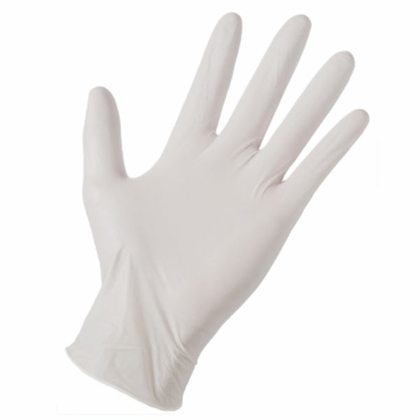 Firm Grip 13590-14WM Pro Paint Men's Disposable Latex Cleaning Gloves