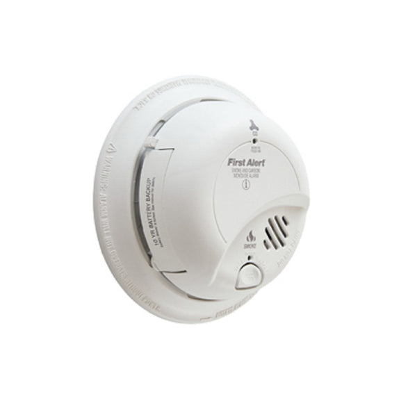 First Alert SC9120B6CP Smoke & Carbon Monoxide Alarm, 6 Pack