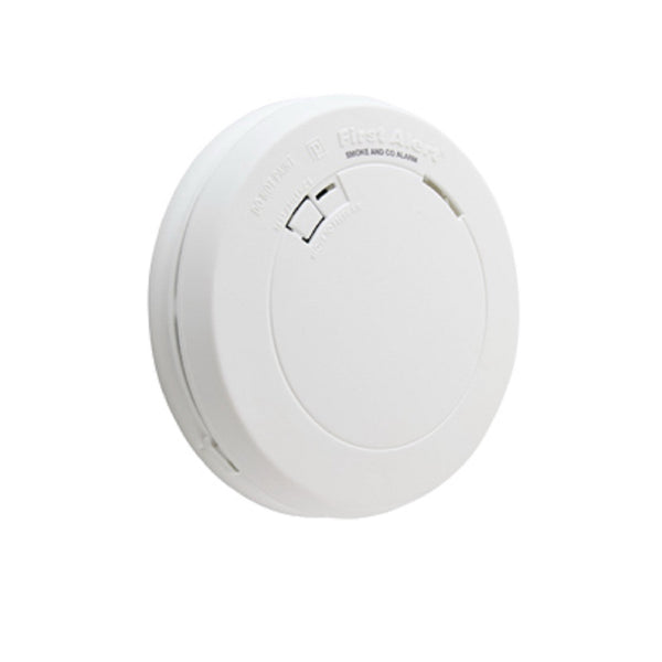 First Alert 1040957 10 Year Combination Photo Electric Smoke & Co Alarm