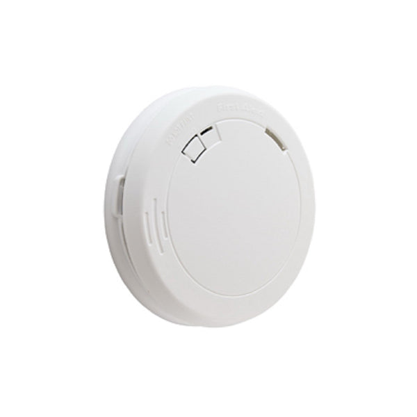First Alert 1040958 10 Year Photoelectric Smoke Alarm Battery, 6 Pack