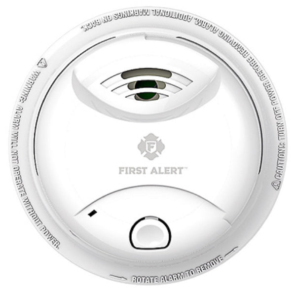 First Alert 1039814 10 Year Sealed Ionization Smoke Alarm