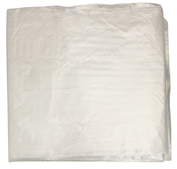 Frost King P470 Drop Cloth, Plastic, Clear