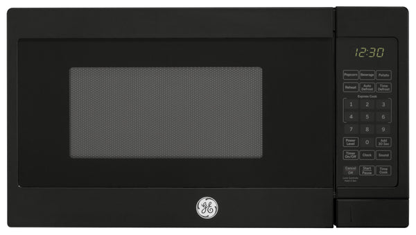 GE JES1072DMBB Countertop Microwave Oven, 700 Watts