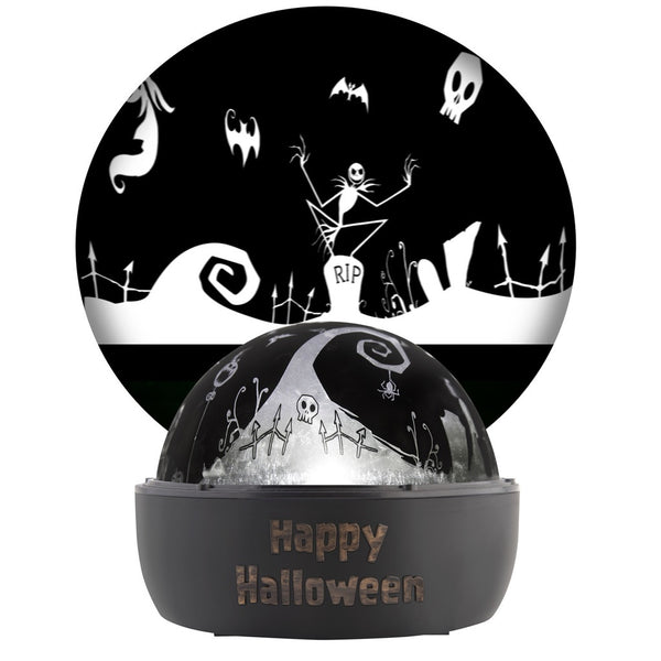 Gemmy 223959 Happy Halloween ShadowLights Jack Skellington