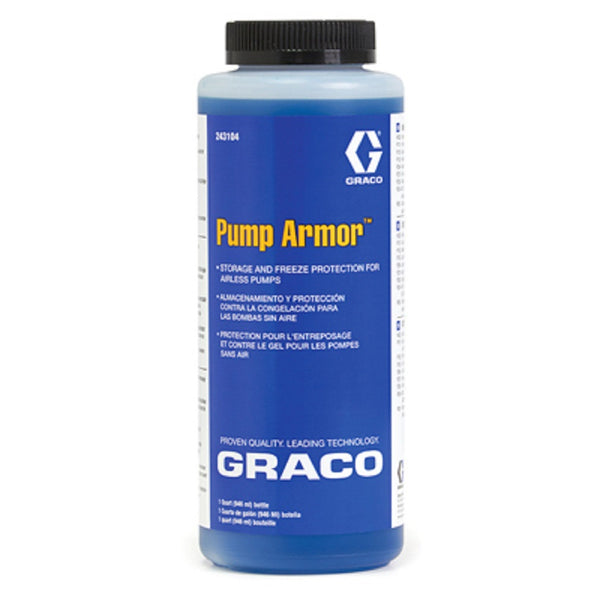Graco 243104 Pump Armor Storage Fluid, 1 Quart