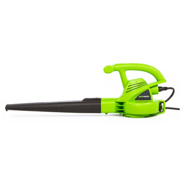 Greenworks 24012 Electric Blower, 160 MPH