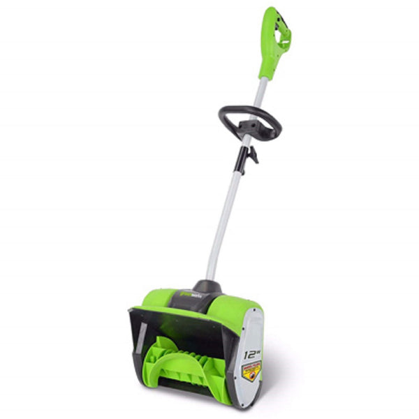 Greenworks 2600802 Electric Snow Shovel, 12 Inch