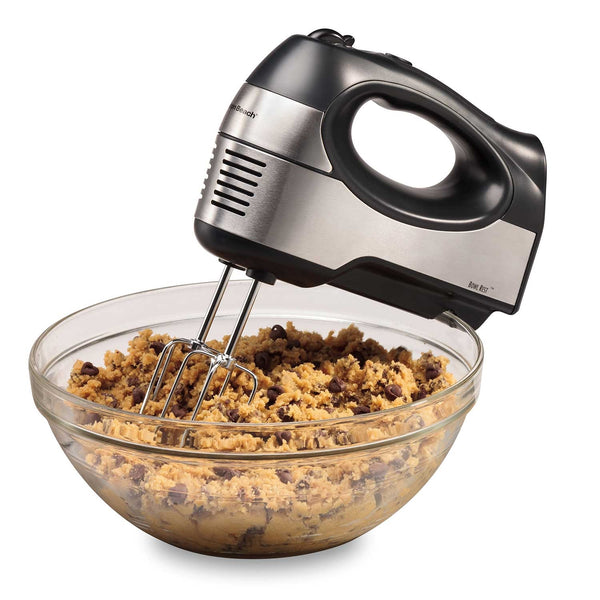 Hamilton Beach 62649 6 Speed Hand Mixer With Quick Burst