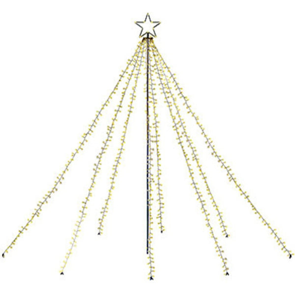 Holiday Wonderland RHG04911 Twinkling Christmas Tree