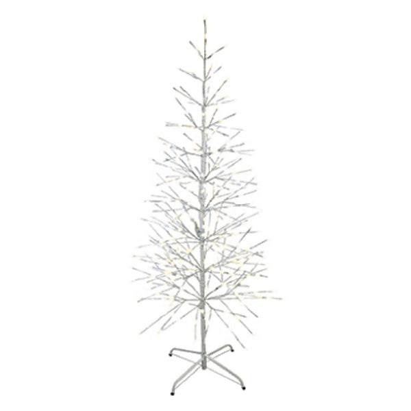 Holiday bright lights BIRT-42-224WW LED Lighted Birch Tree, 42 Inch