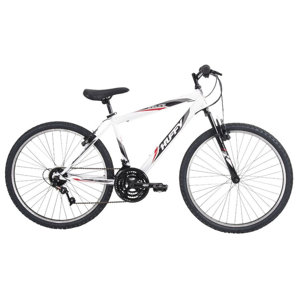 Huffy 26329 Men's Incline Bicycle, Gloss White