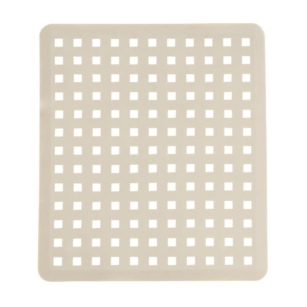 InterDesign 36603 Euro Kitchen Sink Protector Mat, 11 inch x 12.5 inch