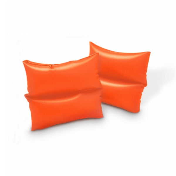 Intex 59640EP Inflatable Swimming Arm Bands, Orange
