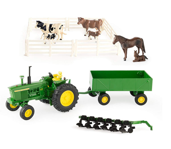 John Deere 15474 Farm Toy Playset