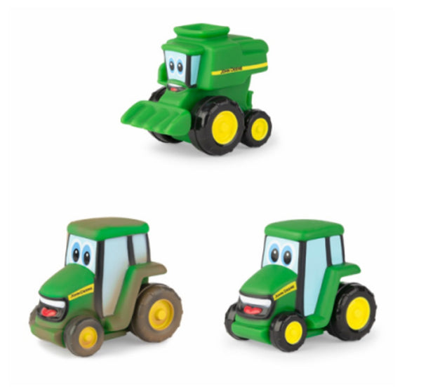 John Deere 46767 Johnny Tractor & Friends, 3 inch