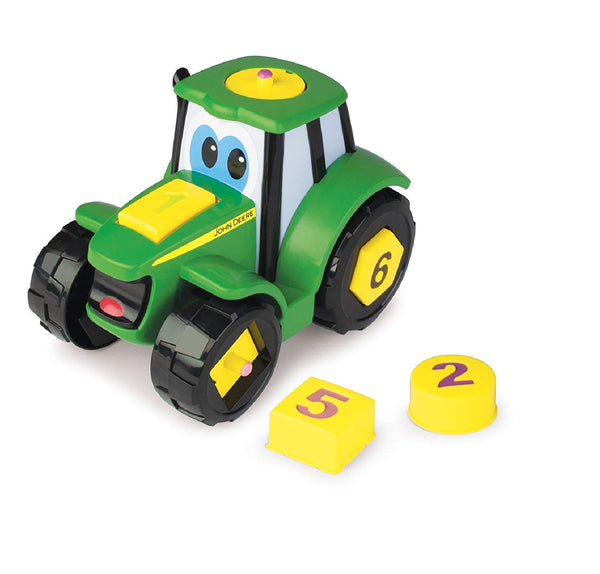 John Deere 46654 Learn N Pop Johnny Vehicle