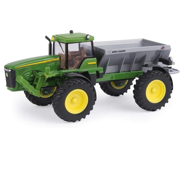 John Deere 46589 1:64 Scale Dry Box Spreader