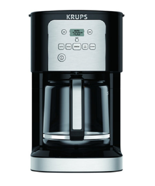 Krups EC321050 Thermobrew Coffee Maker, 12 Cup