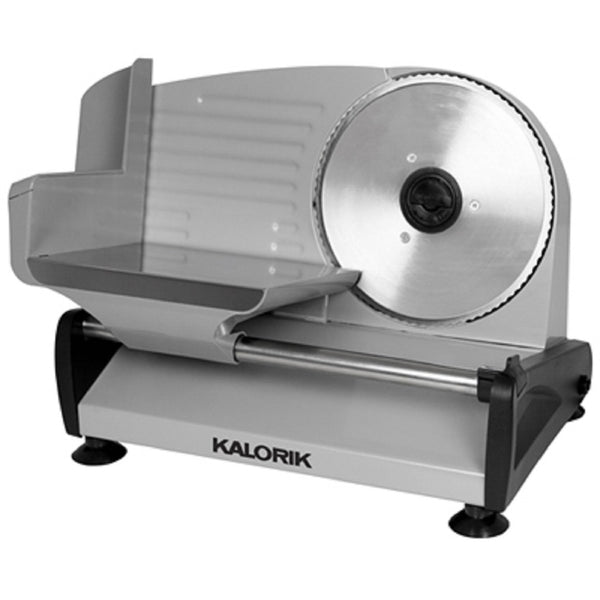 Kalorik AS 45493 S Professional Food Slicer, 200W, Silver