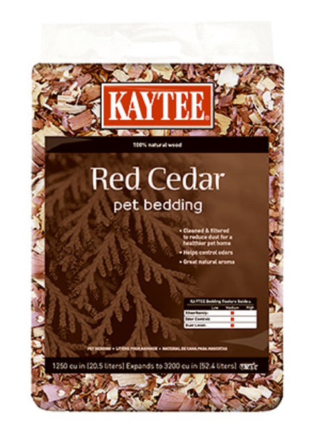 Kaytee Pet 100213753 Red Cedar Animal Bedding