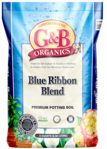 Kellogg 8731 G&B Organics Blue Ribbon Blend, 8 Quart