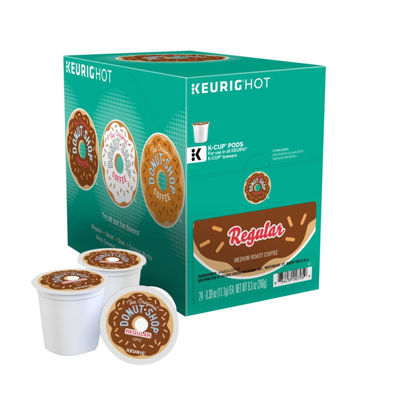 Keurig 5000330069 Medium Roast Regular Coffee K-Cups