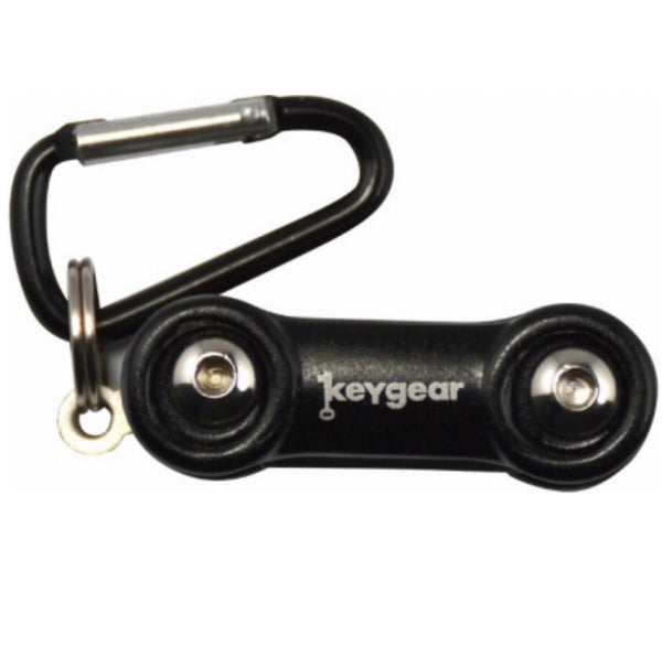 KeyGear 50-KEY0100-01 Cool Tool Key Chain, Black
