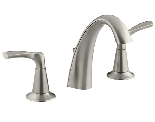 Kohler R37026-4D1-BN Mistos Widespread Lavatory Faucet, Brushed Nickel