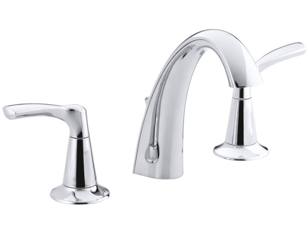 Kohler R37026-4D1-CP Mistos Widespread Lavatory Faucet, Polished Chrome