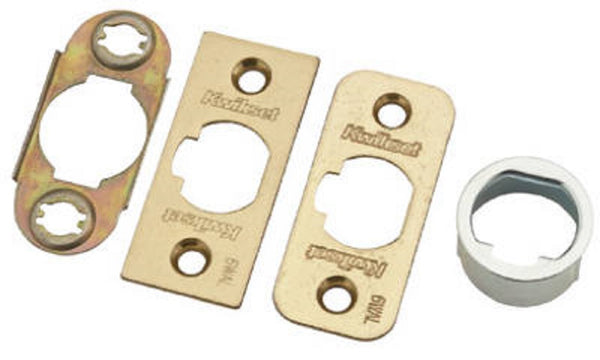 Kwikset 6WAL DL 15 SERV KIT 6 Way Dead Latch Parts Kit, Satin Nickel